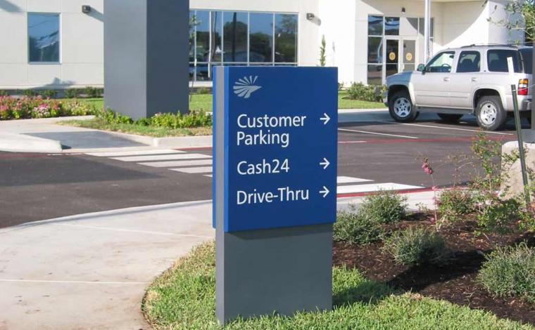 Custom Wayfinding & Building Directories Signage image